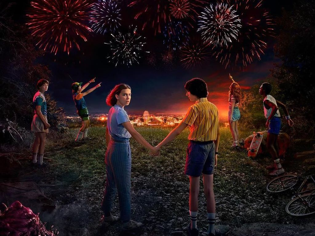 Beri Bocoran Akhir Stranger Things, Millie Bobby Brown Ngaku Ketakutan