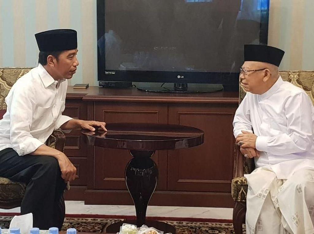 Gelar HUT Ke-46, PDIP Undang Jokowi-Maruf
