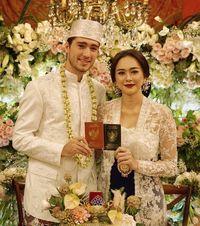 Pernikahan Aura Kasih dan Eryck Amaral
