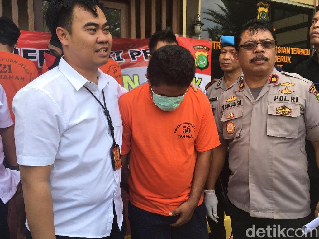 Pelaku Pemicu Pengeroyokan di Diskotek Bandara Ditangkap