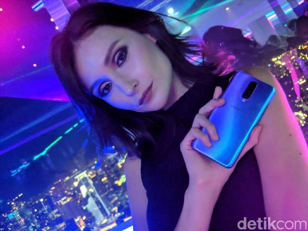 Minati Oppo R17 Pro? Promo Cashbacknya Diperpanjang Lho