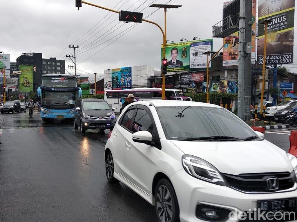 Urai Kemacetan, Simpang Jakal Sleman Bakal Dibangun Underpass