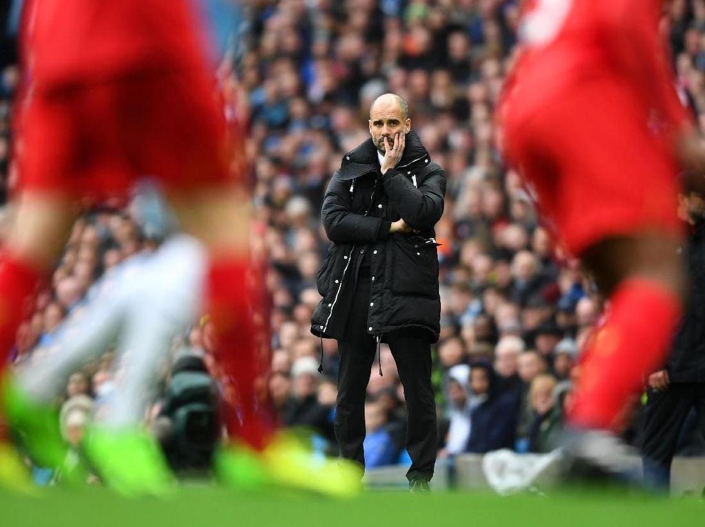 Guardiola: Liverpool Tim Terbaik di Dunia