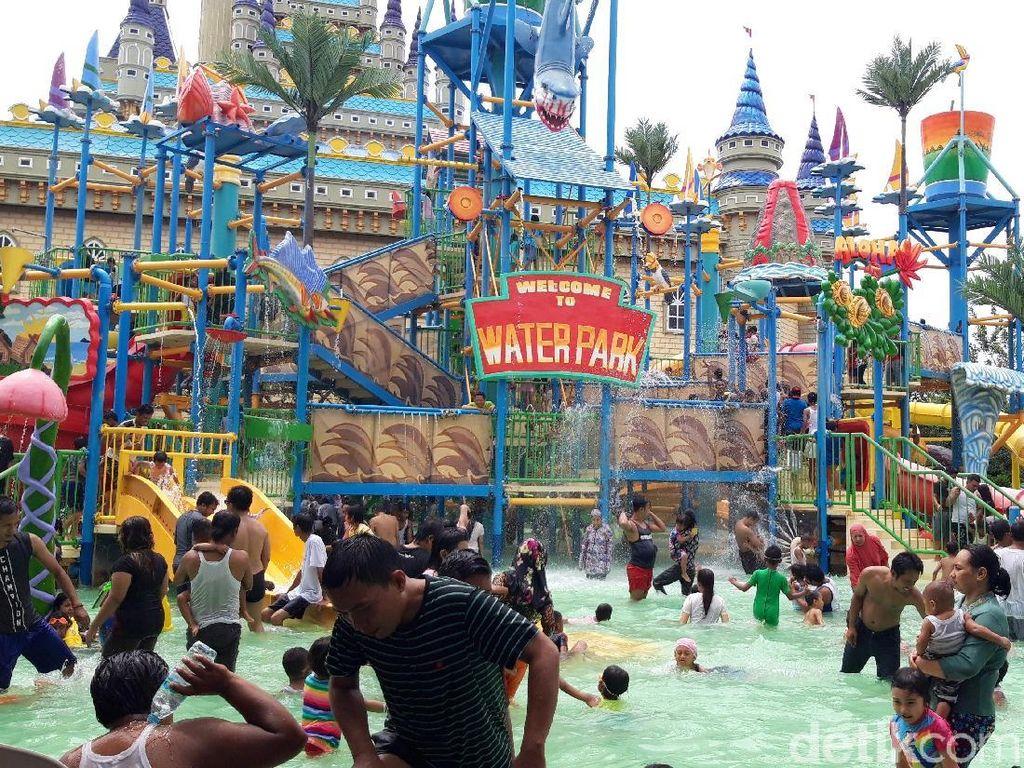 Atlantis Land, Tempat Main Air Seru di Surabaya untuk Libur Weekend