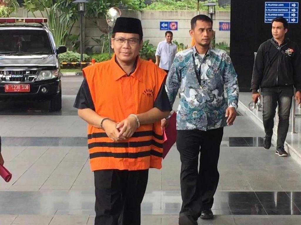KPK Panggil 2 Anggota DPR Terkait Kasus Suap Taufik Kurniawan
