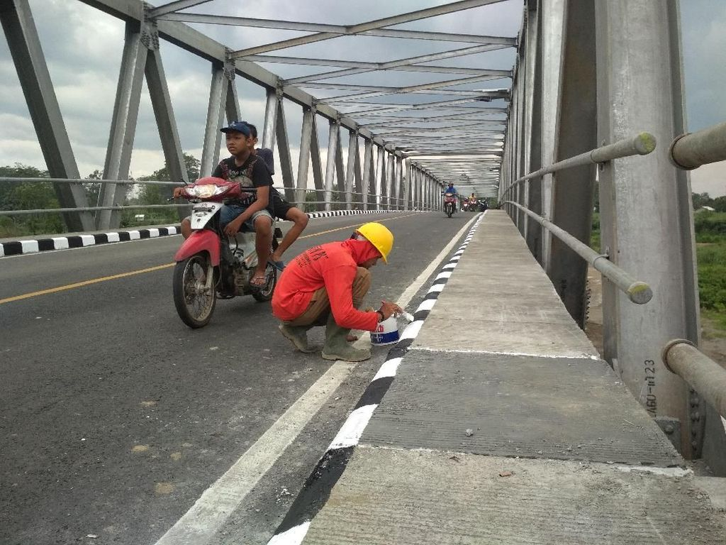 Bakal Diresmikan Jokowi, Jembatan Ngujang II Perlancar Ekonomi