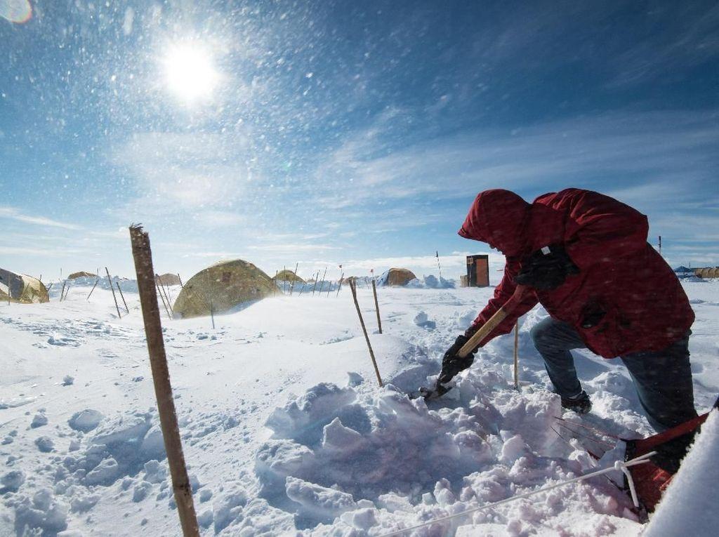 Menguak Rahasia Danau Perawan di Kedalaman Antartika