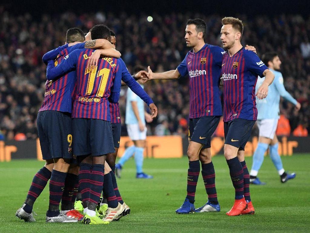 Libur Selesai, Saatnya Mengejar Barcelona Lagi