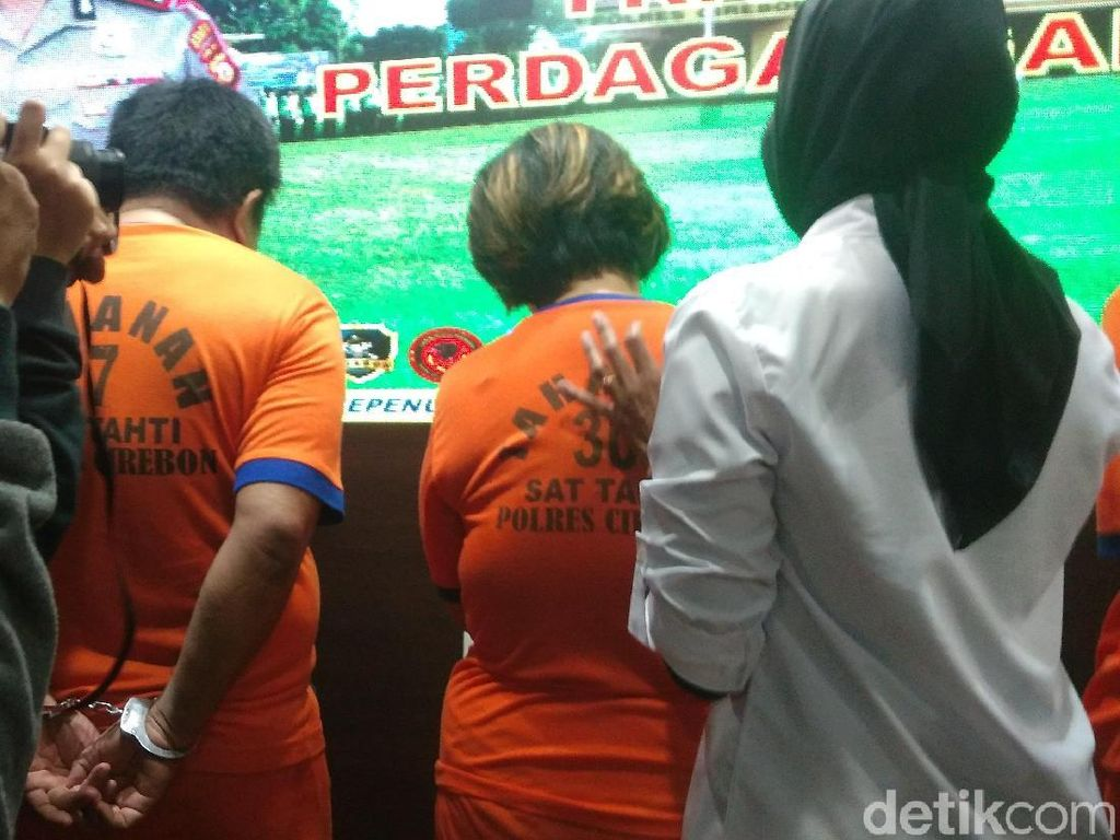 Polres Cirebon Ungkap Sindikat Perdagangan Manusia Modus Jadi TKI