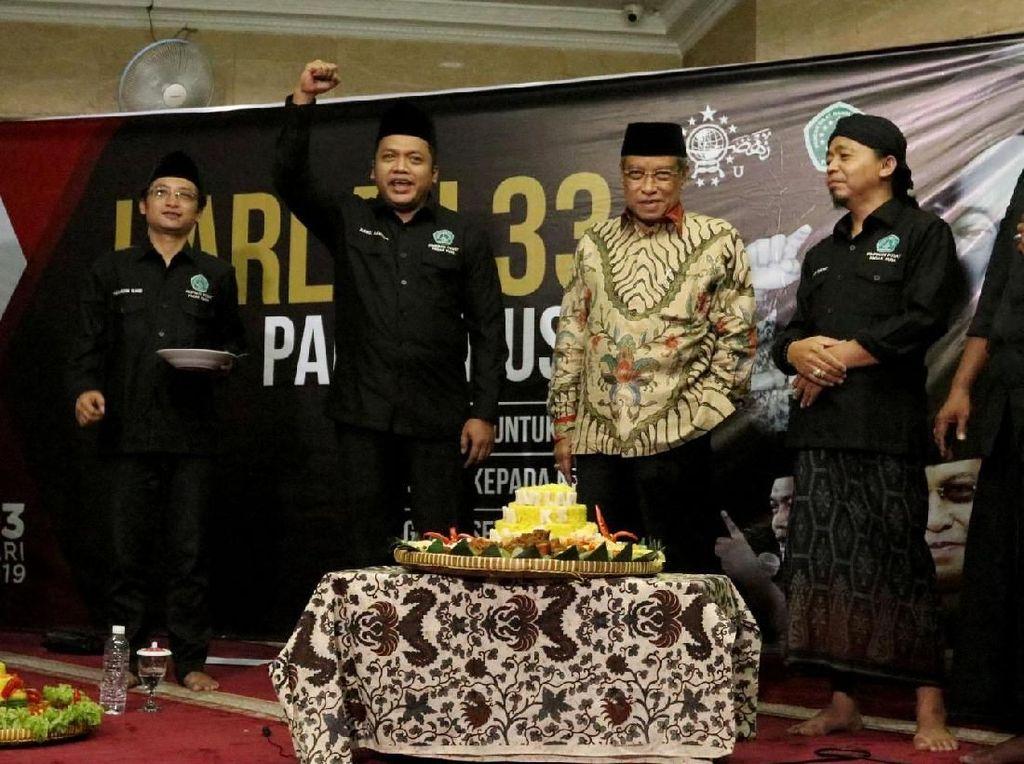 Ketum PBNU Hadiri Perayaan Harlah Pagar Nusa