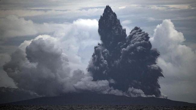Anak Krakatau-Tambora, Ini Daftar Gunung yang Berpotensi Timbulkan Tsunami