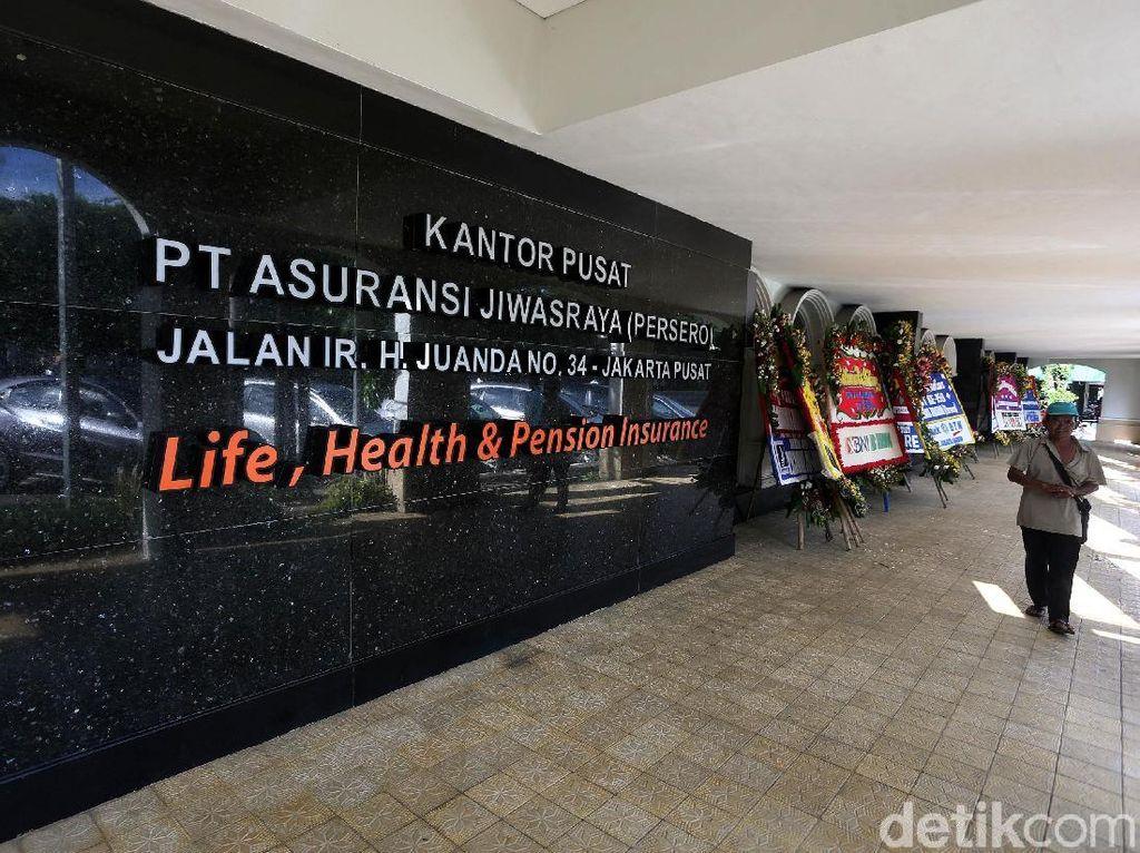 Tak Dapat Solusi, Nasabah Jiwasraya Serbu Kantor OJK Lagi 12 Februari