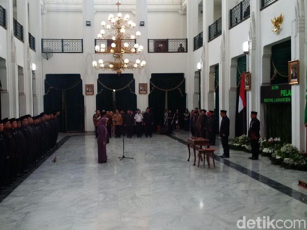 Ridwan Kamil Rotasi 24 Pejabat Pemprov Jabar