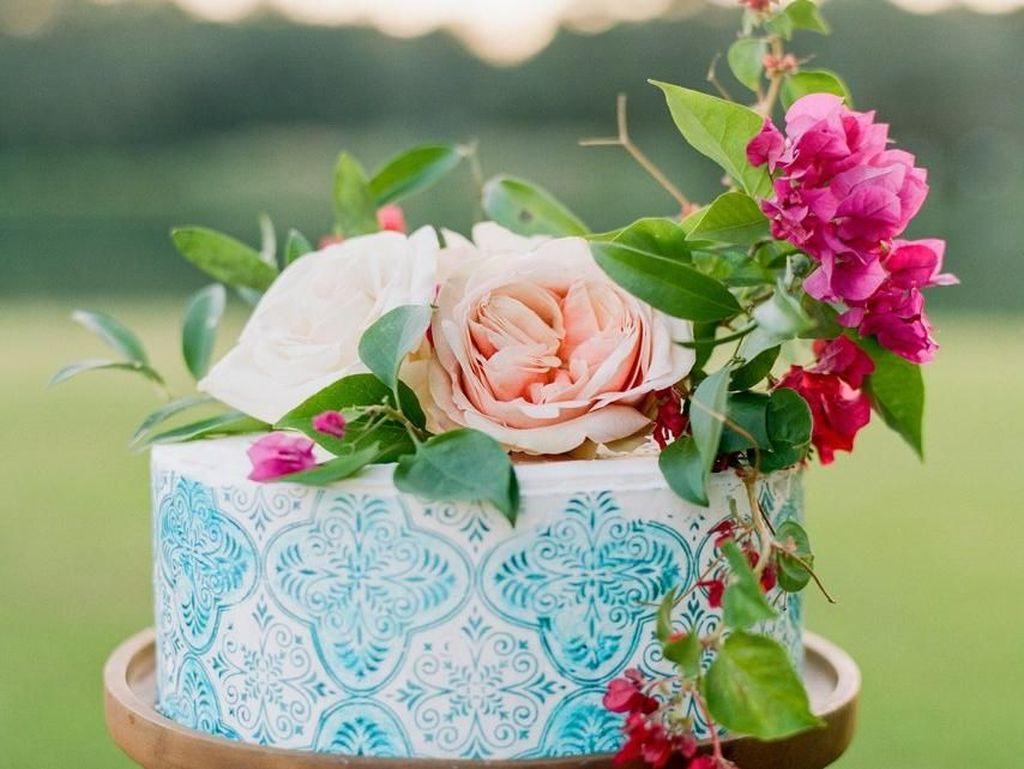 Kesal Kue Pengantin Dibuat Dari Styrofoam, Pengantin Ini Penjarakan Jasa Katering