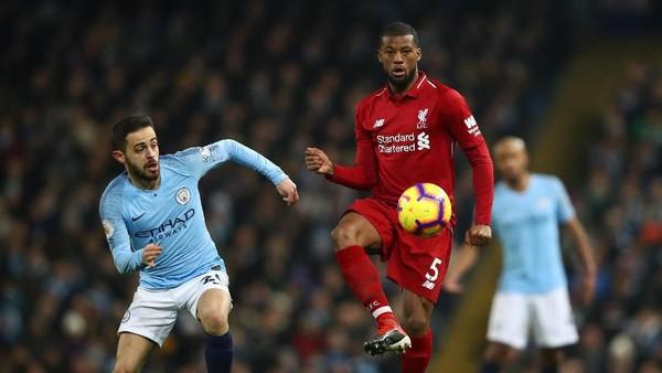 City dan Liverpool Beda di Kedalaman Skuat