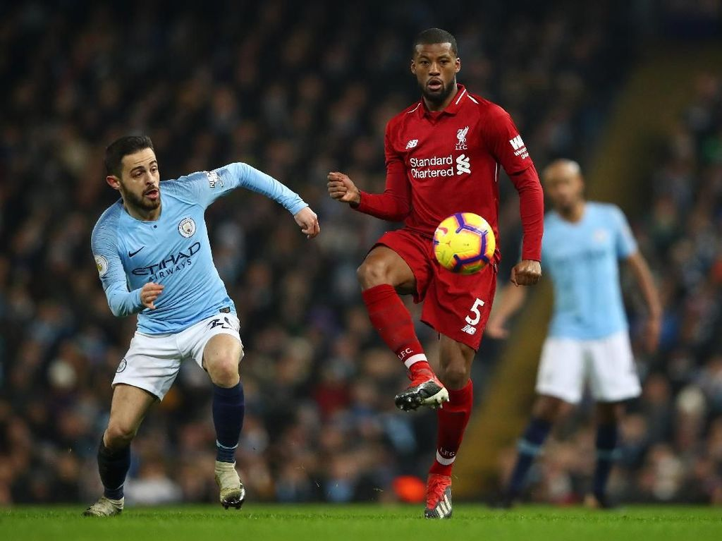 Persaingan Premier League Cuma Milik City dan Liverpool