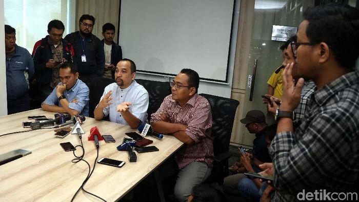 PT Liga Indonesia tak cairkan subsidi kepada Sriwijaya FC dan PSPS Riau. (Rengga Sancaya/detikSport)