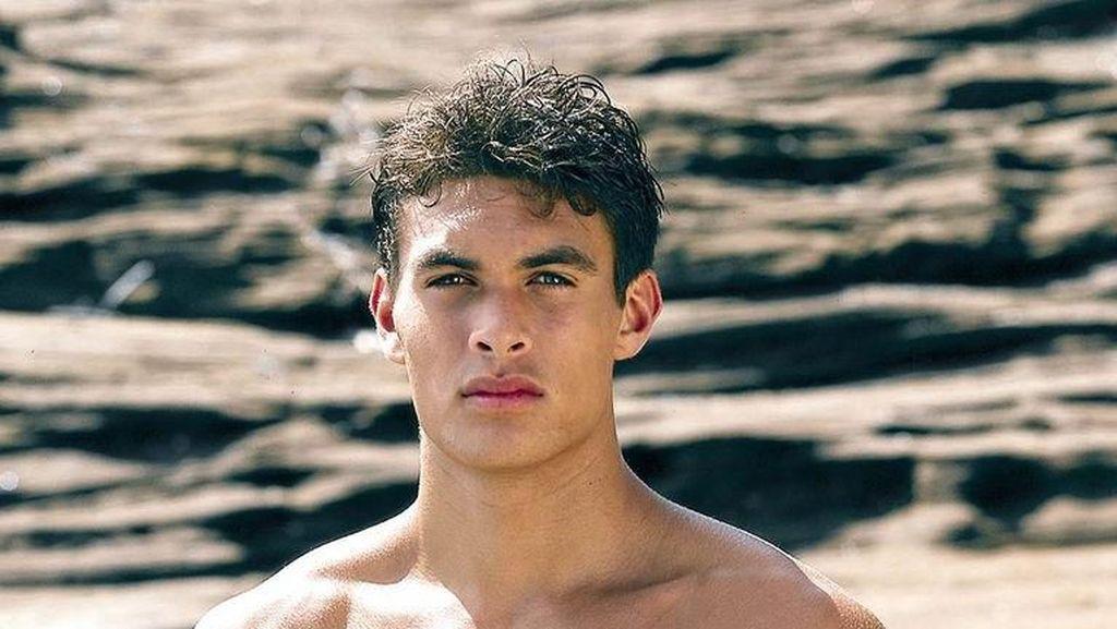 Potret Seksi Jason Momoa Muda saat Jadi Penjaga Pantai di Baywatch