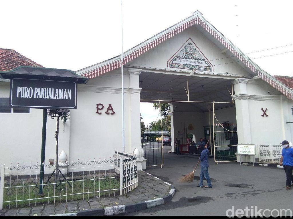 Selain Jokowi, Megawati Juga Akan Hadiri Dhaup Ageng Pakualaman