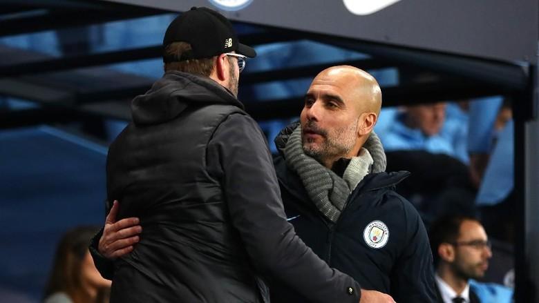 Guardiola: Maaf Klopp, Kemenangan City Bagus untuk Liga Inggris