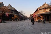 Hasil gambar untuk kota tua bersejarah dicina