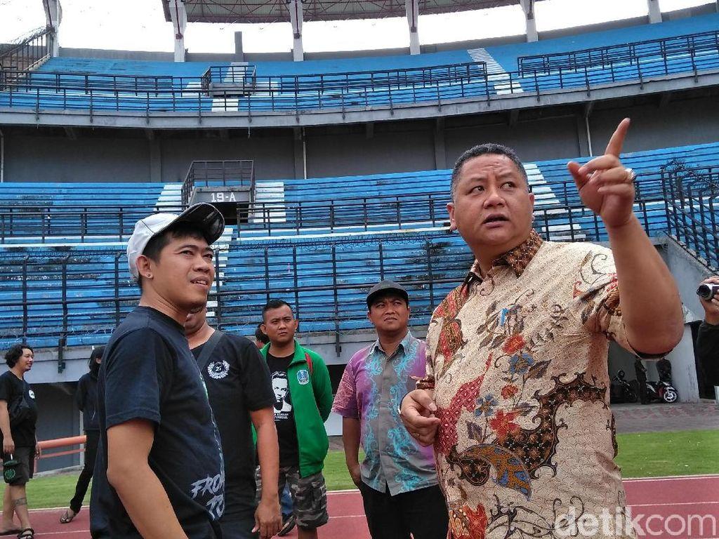 Stadion GBT Tak Hanya Nyaman untuk Pemain, tapi Juga Ramah Suporter