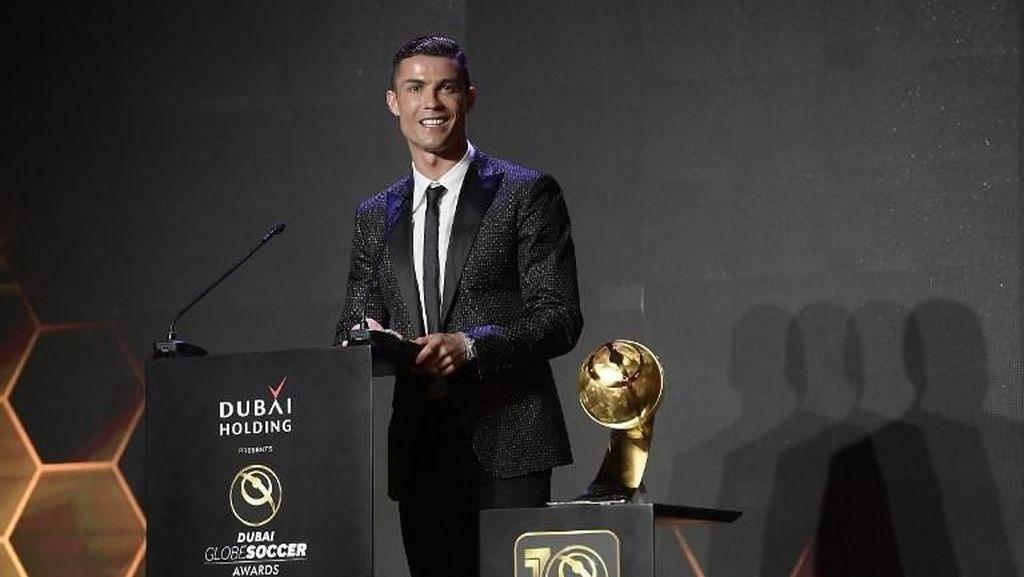 Model Inggris Ngaku Jadi Korban Kekerasan Cristiano Ronaldo