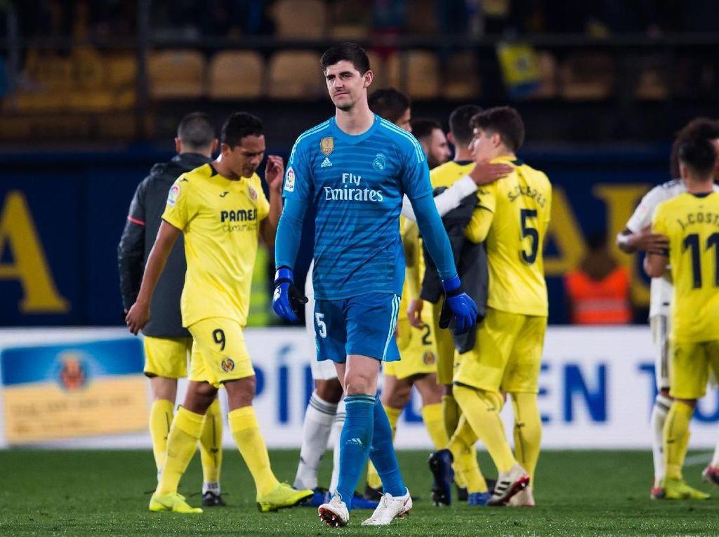 Madrid Gagal Menang, Kelelahan Gara-Gara Piala Dunia Antarklub?