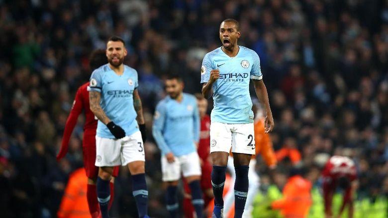 Keberanian dan Hasrat yang Mengantarkan City Menang atas Liverpool