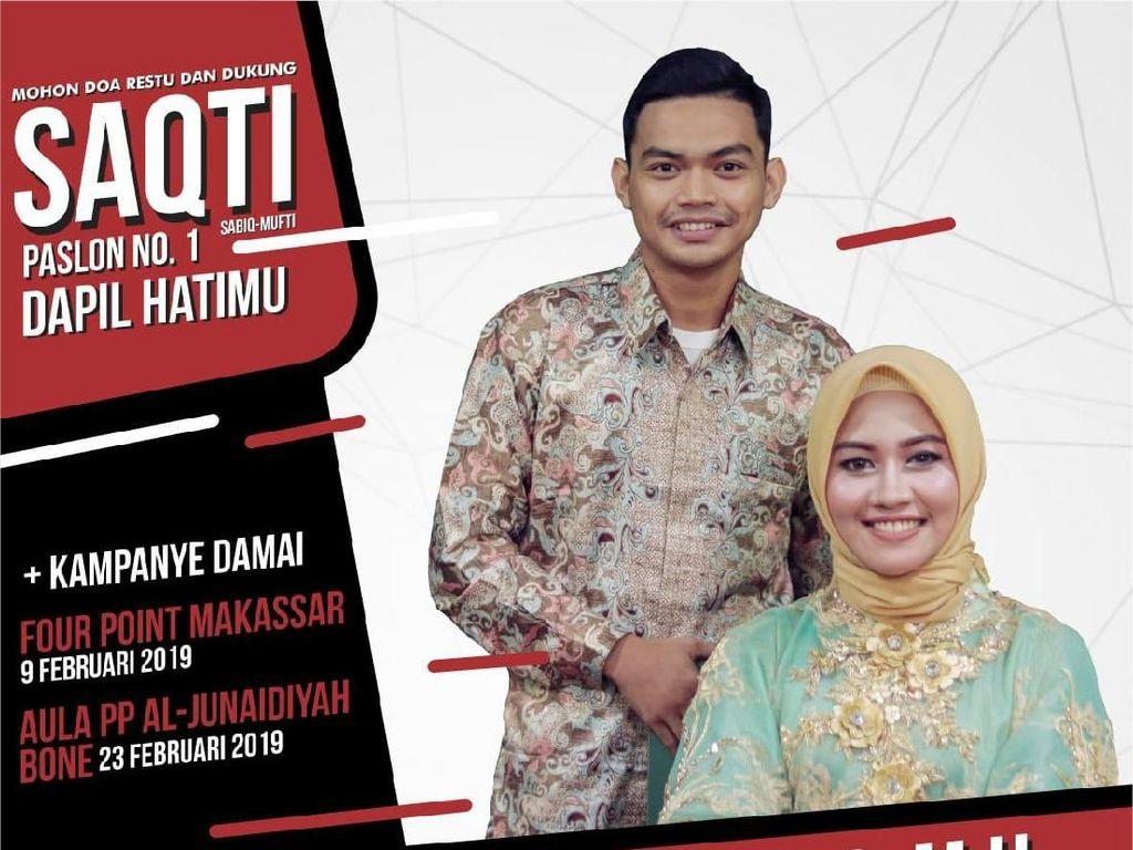 Cerita Pasangan yang Undangan Pernikahannya Viral, Mirip Kampanye Caleg