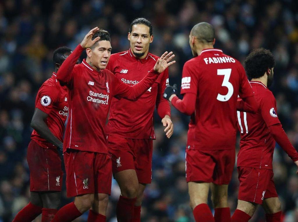 Tantangan Besar Bayern Bernama Liverpool