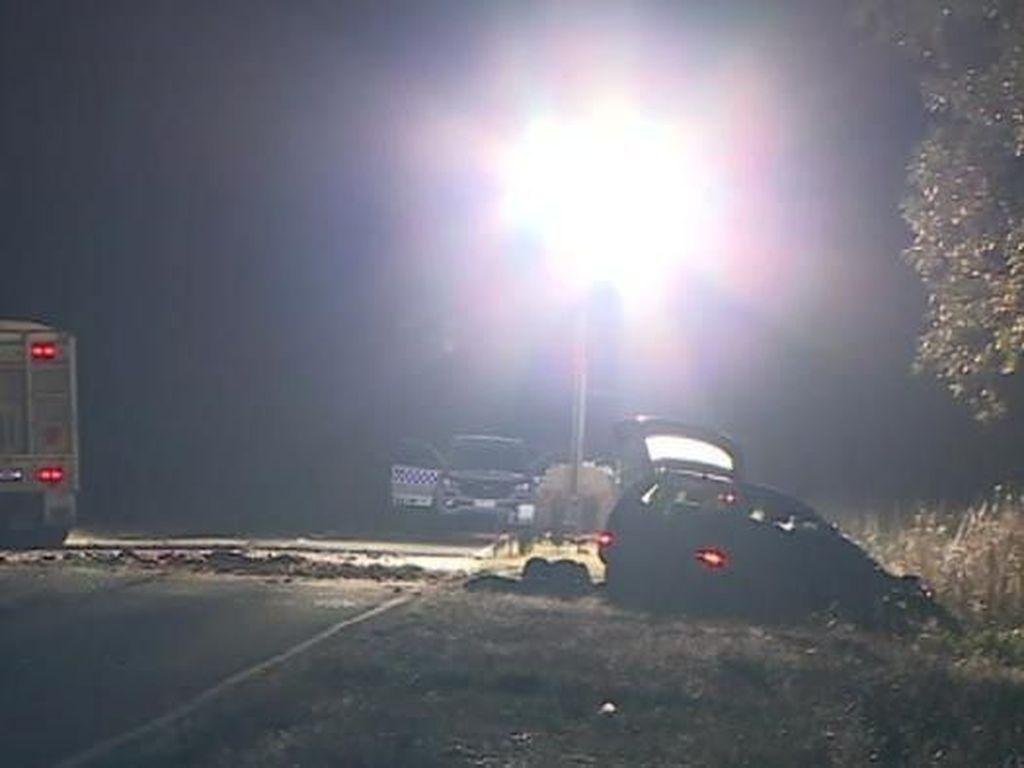 Victoria Targetkan Nol Kematian Akibat Kecelakaan di Jalan