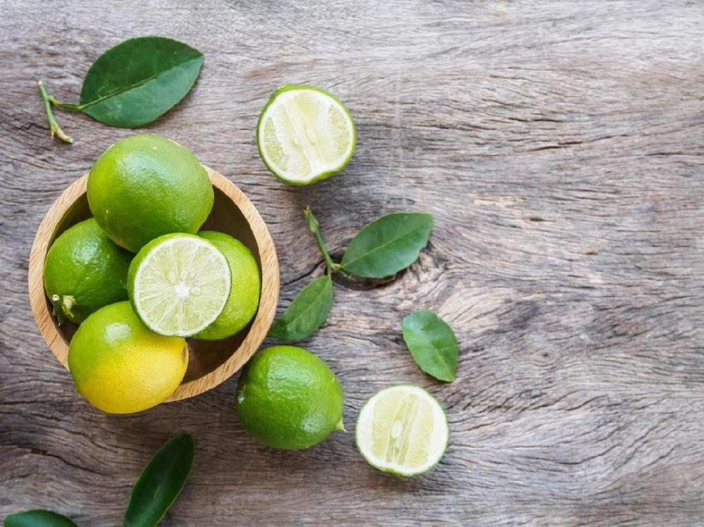 5 Manfaat Jeruk Nipis, Tingkatkan Imun hingga Cegah Keriput