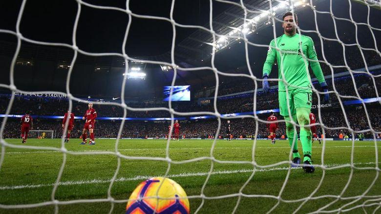 Liverpool Kebobolan Dua Gol (Lagi)