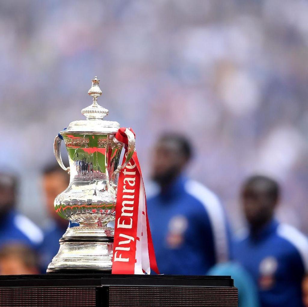 Babak Keempat Piala FA: Emirates Membara, Arsenal Vs Man United