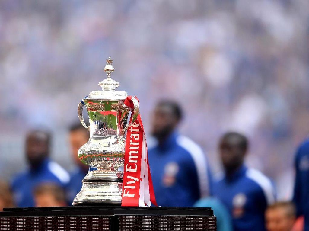 Babak Ketiga Piala FA: Waspada! Pemangsa Raksasa Berkeliaran