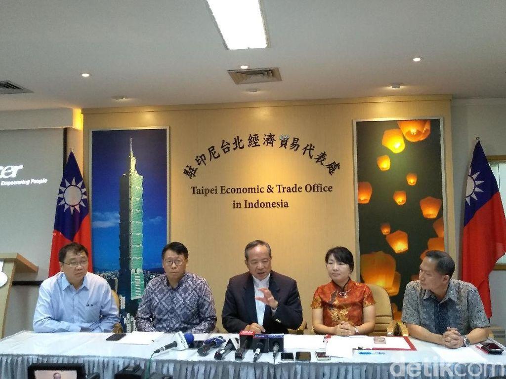 Taiwan Tepis Ada Kelebihan Jam Kerja Magang Mahasiswa Indonesia