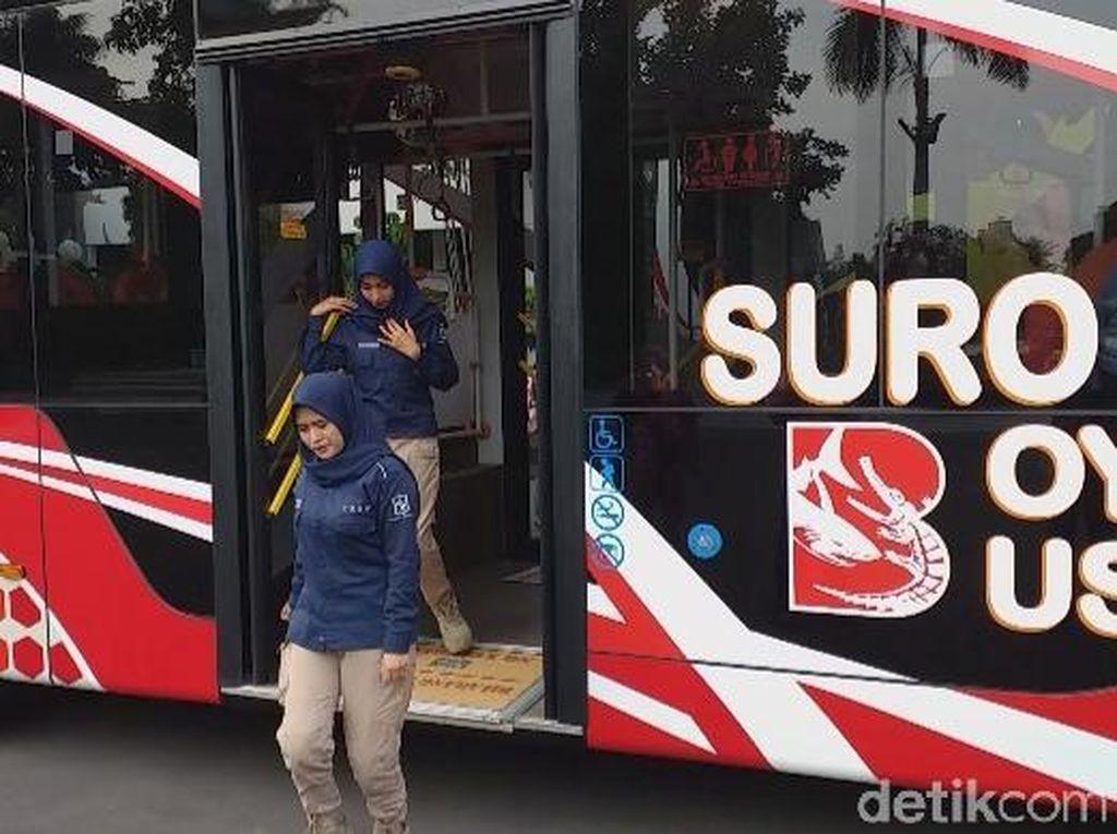Kemenhub Mulai Lelang Angkutan Umum, Ditarget Beroperasi Akhir Tahun di Surabaya