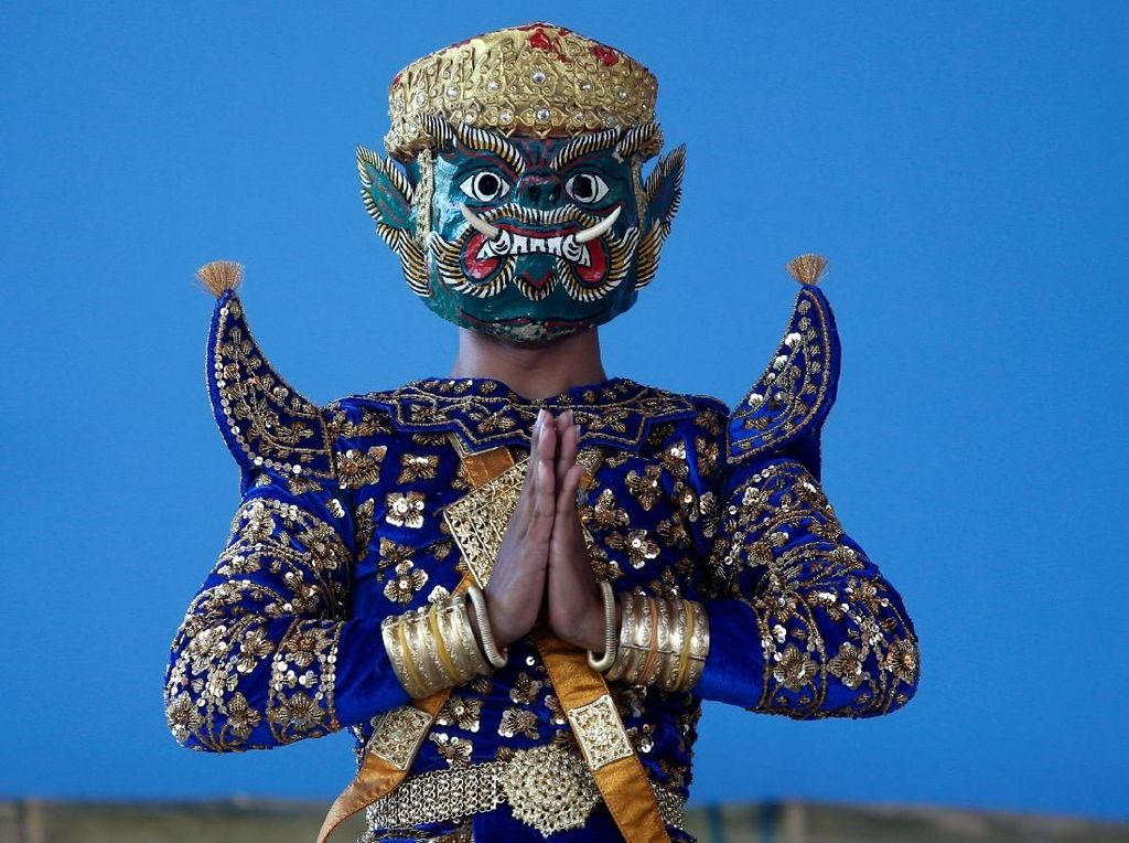 Mengenal Tari Topeng Kamboja dan Thailand