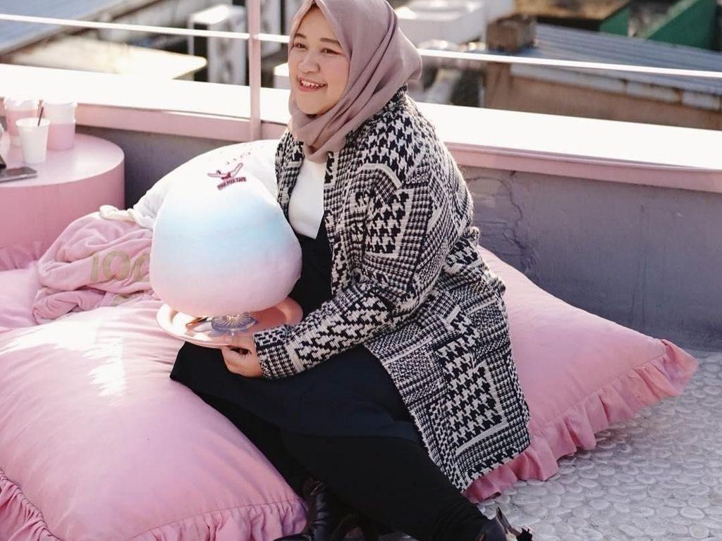 Liburan ke Korsel, Begini Momen Kuliner Fotografer Kondang, Diera Bachir
