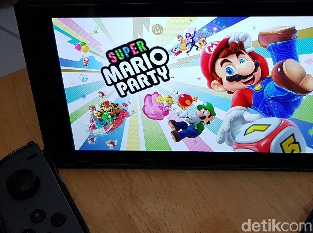 Wujud Nintendo Switch Mini Terungkap Aksesori
