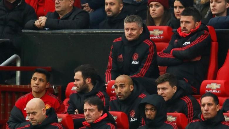 Ketika Alexis Sanchez Kudeta Kursi Solskjaer di Old Trafford