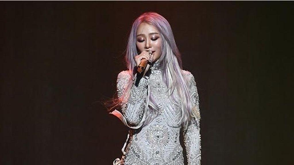 Potret Artis K-Pop yang Jadi Sensasi karena Pakai Busana Terlalu Seksi