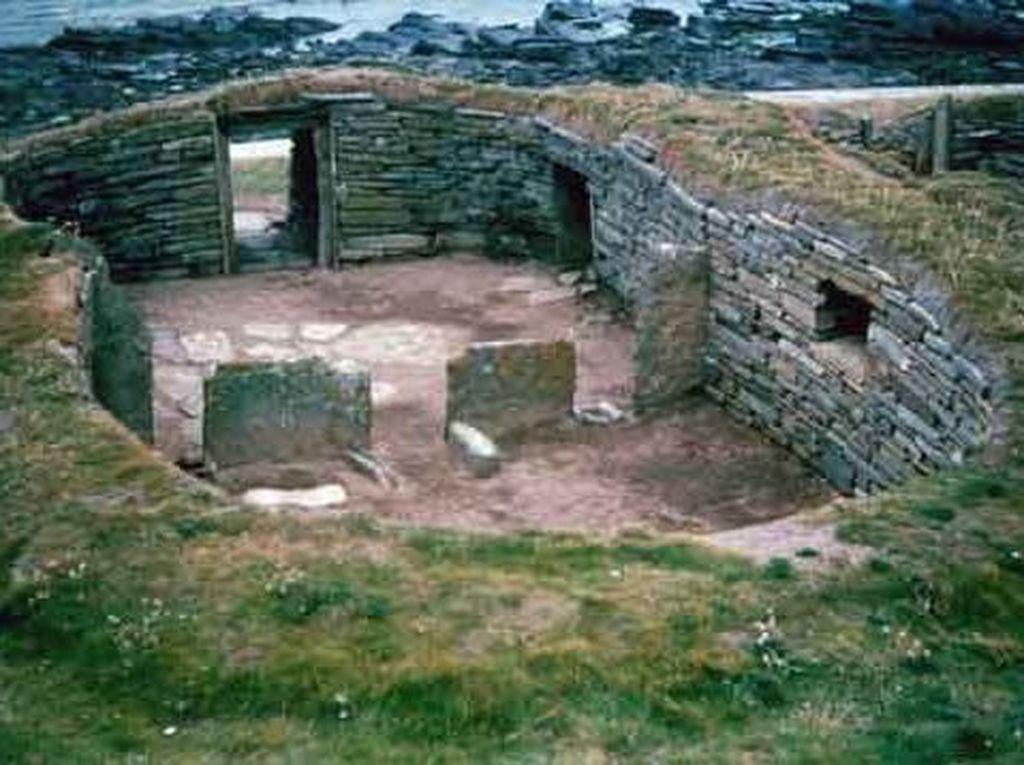 Yuk Lihat Rumah Tertua di Dunia dari Zaman Neolitikum