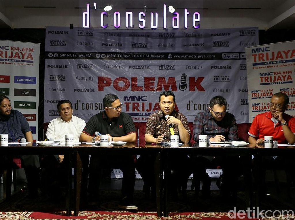 Polri Bersama Kemenpora dan PSSI Gelar Diskusi Sepak Mafia Bola