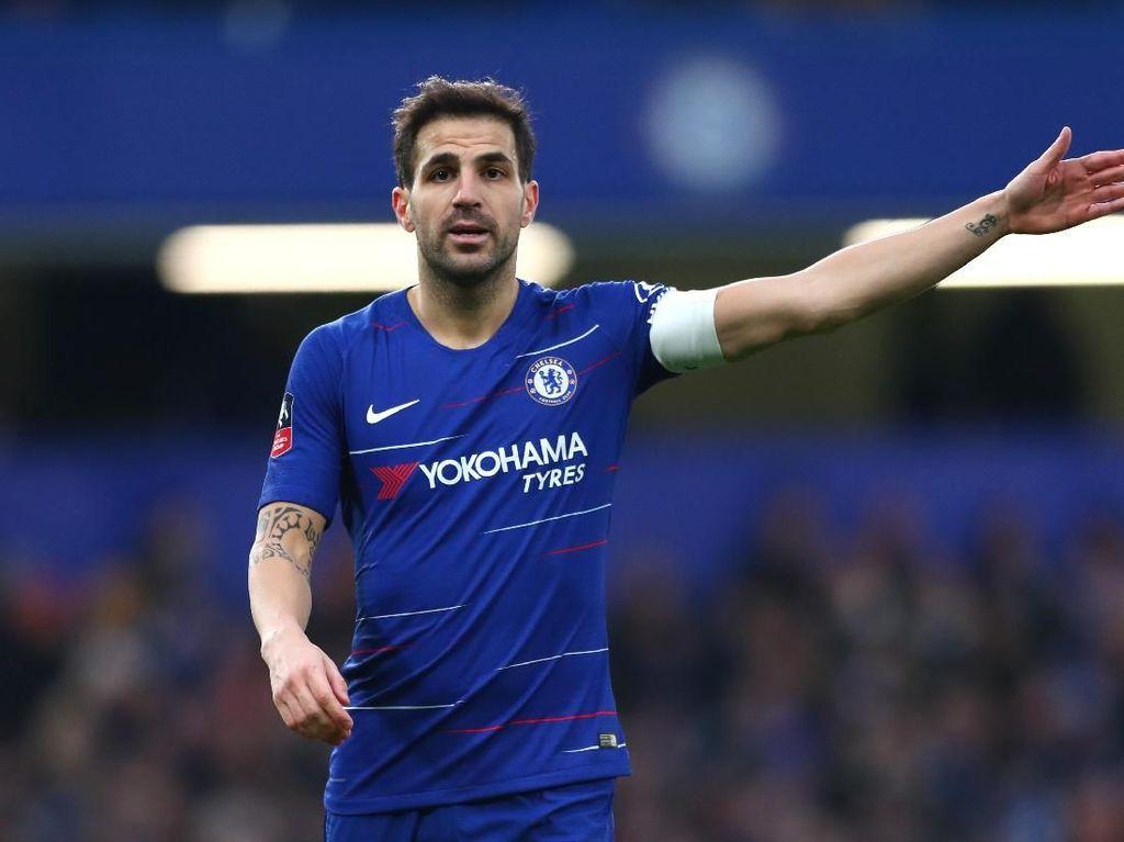 Mereka yang Pernah Membela Chelsea dan Arsenal