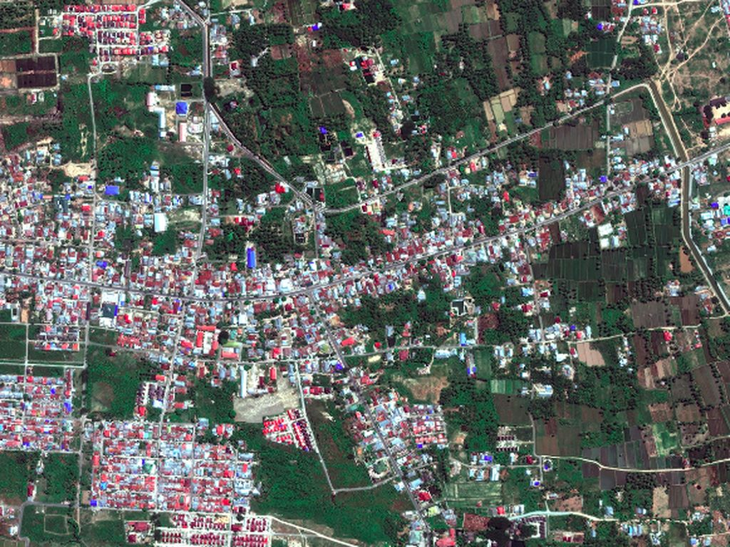 Gempa Palu Jadi Salah Satu Foto dari Luar Angkasa Terbaik 2018