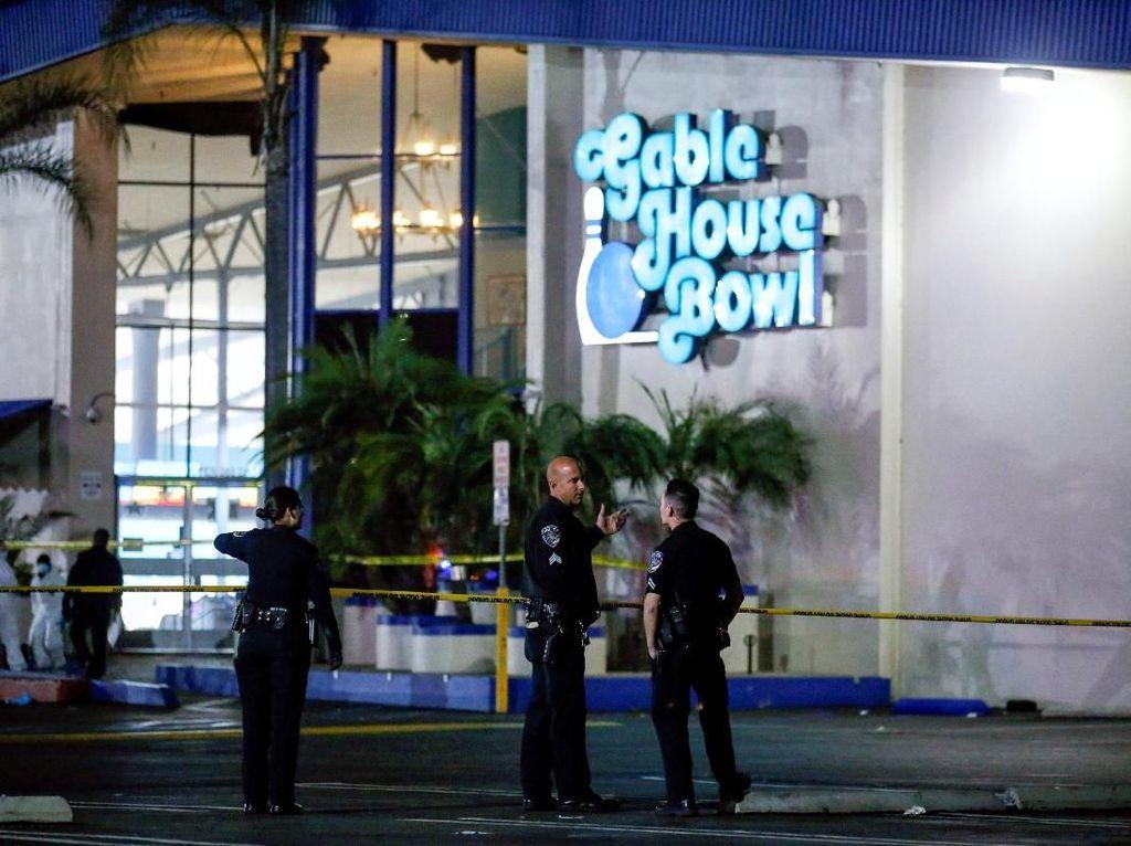 Penembakan di Area Bowling, 3 Orang Tewas