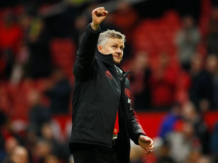 Manchester United, Ole Gunnar Solskjaer. (Foto: Jason Cairnduff/Action Images via Reuters)