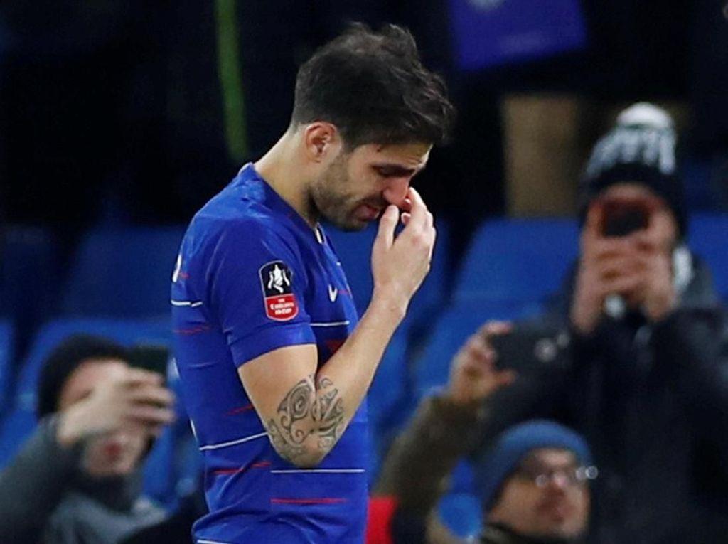 Demi Kebaikan, Chelsea dan Fabregas Pisah Jalan